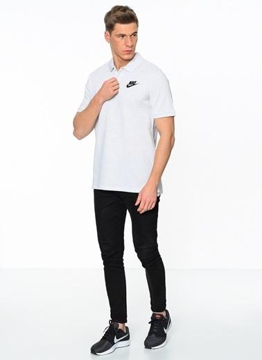 Nike Polo Yaka Tişört Siyah